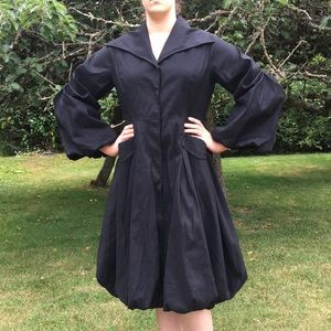 Black Coat/Dress